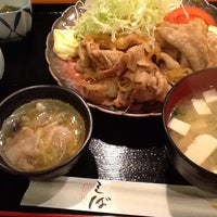Photo taken at 季節料理 こしば by Master on 3/11/2014