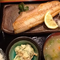 Photo taken at 季節料理 こしば by Master on 3/14/2014