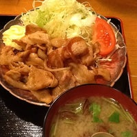 Photo taken at 季節料理 こしば by Master on 1/30/2014