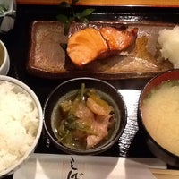Photo taken at 季節料理 こしば by Master on 3/17/2014