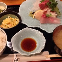 Photo taken at 季節料理 こしば by Master on 2/19/2014