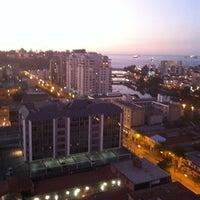 Photo taken at Edificio Portal Álamos by Alex C. on 1/1/2013