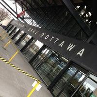 Photo taken at VIA Rail Ottawa by Chandra M. on 4/8/2013