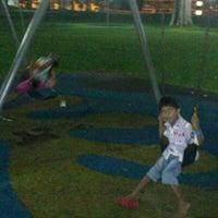 Photo taken at Aroozoo Park by Suvega S. on 10/13/2012