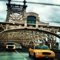 Photo taken at Ed Koch Queensboro Bridge by Adam I. on 2/25/2013