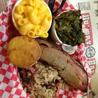 Photo taken at Hungry Harry's Famous BBQ by Chris F. on 12/20/2012