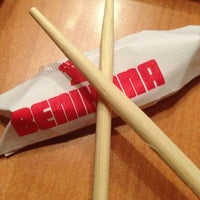 Photo taken at Benihana by Collin on 12/22/2012