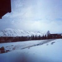 Photo taken at Snow King Ski Area and Mountain Resort by Artigiano G. on 2/13/2014