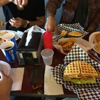 Photo taken at Butter And Zeus Waffle Sandwiches by melleemel on 7/25/2017