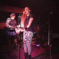Photo taken at Skinny's Lounge by Monalisa M. on 1/14/2013