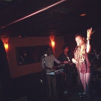 Photo taken at Skinny's Lounge by Monalisa M. on 9/24/2012