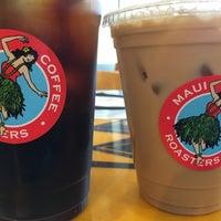 Photo taken at Maui Coffee Roasters by AJ L. on 3/27/2018