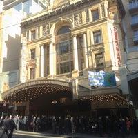Photo taken at Regent Theatre by Marc U. on 11/12/2012