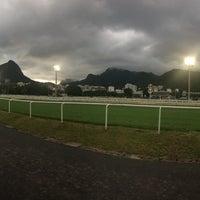 Photo taken at Stand Head Rio Open by Pri G. on 2/23/2018