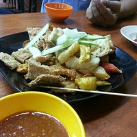 Photo taken at Restoran Sofiah Asam Pedas by Izmer A. on 7/22/2016
