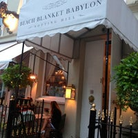 Photo taken at Beach Blanket Babylon by DIONE A. on 6/22/2013