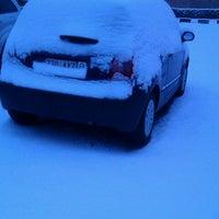 Photo taken at steentjes-parking by Alexander G. on 2/11/2013