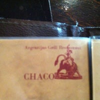 Photo taken at Argentijns Grill Restaurant Chaco by Jorre M. on 10/6/2012