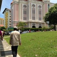 Photo taken at Al-Iman Mosque by IBlaxe on 9/28/2012