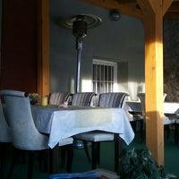 Photo taken at Mlyn u Anastazie by Lubomir M. on 9/21/2012