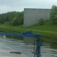 Photo taken at Denkmal Europäische Wasserscheide by Janet S. on 5/30/2013