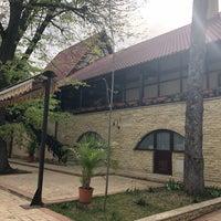 Photo taken at Pavilionul de pe Lac by Razvan C. on 4/16/2018
