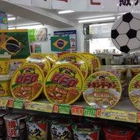 Photo taken at Sunkus by atsuko h. on 5/27/2014