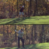 Photo taken at Picatinny Golf Course by Anthony D. on 10/18/2013