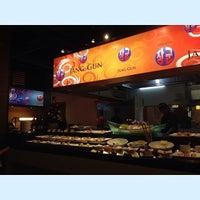 Photo taken at Shogun Japanese Buffet Restaurant by Jonnon J. on 11/30/2013
