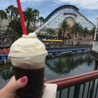 Photo taken at Paradise Pier Ice Cream Co. by Amelia d. on 8/3/2017