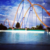 Photo taken at Canada's Wonderland by Sa'ad A. on 7/1/2013