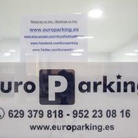 Foto tomada en EuroParking Aeropuerto Malaga Costa del sol por EuroParking Aeropuerto Malaga Costa del sol el 1/16/2015