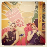 Photo taken at Grab 'n Go Health Bar by Zachary T. on 7/2/2013
