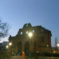Photo taken at S Anhalter Bahnhof by Jay D. on 2/16/2017