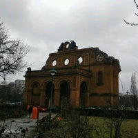 Photo taken at S Anhalter Bahnhof by Jay D. on 2/21/2017
