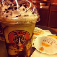 Photo taken at J.CO Donuts & Coffee by byron on 7/24/2013