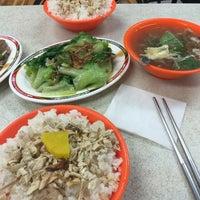 Photo taken at 姊妹嘉義火雞肉飯 by Ling W. on 1/25/2015