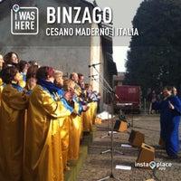 Photo taken at Binzago by Ste T. on 12/28/2012