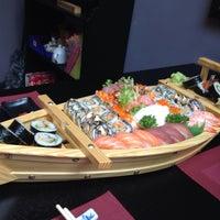 Photo taken at Ocean Sushi by Nathalie S. on 7/20/2013
