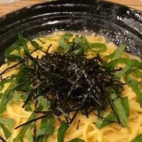 Photo taken at Hirata Pasta by Yasuhiro Kamaga on 5/9/2015