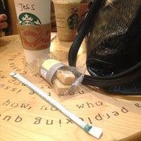 Photo taken at Starbucks by Jesrina J. on 2/1/2013