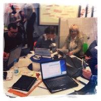 Photo taken at Future Classroom Lab (at European Schoolnet) by Kurt K. on 11/25/2013