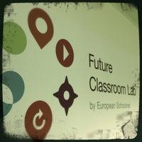 Photo taken at Future Classroom Lab (at European Schoolnet) by Kurt K. on 5/29/2013