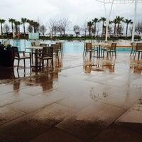 Photo taken at Cornelia Diamond Hotel by Beste Ezgi K. on 4/1/2015