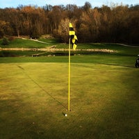 Photo taken at High Cliff Golf Course by Mike D. on 4/29/2015