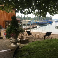 Photo taken at Hotel am See by Roman G. on 8/10/2017