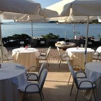 Das Foto wurde bei Restaurant Lanterna von Roman G. am 7/2/2013 aufgenommen
