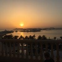 Photo taken at The Westin Dubai Mina Seyahi Beach Resort & Marina by Roman G. on 5/4/2017