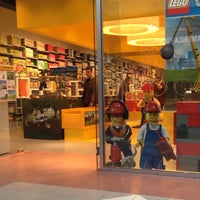Photo taken at LEGO Store by Wout G. on 1/26/2015