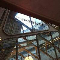 Photo taken at The House Café by Gizem K. on 1/16/2013
